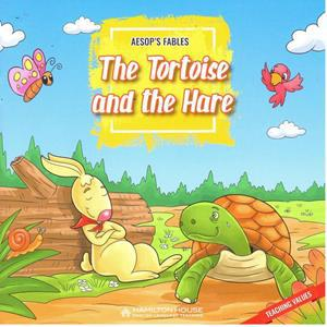 AESOP'S FABLES THE TORTOISE AND THE HARE