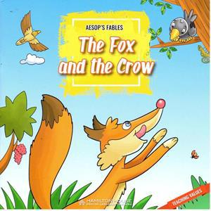 AESOP'S FABLES THE FOX AND THE CROW (+CD)