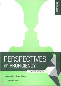 PERSPECTIVES ON PROFICIENCY COMPANION TCHR'S