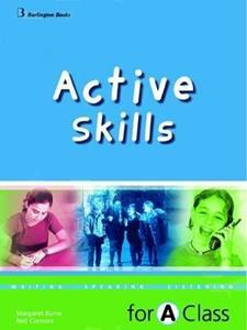 ACTIVE SKILLS FOR A CLASS ST/BK
