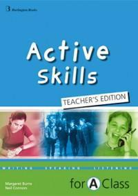 ACTIVE SKILLS FOR A CLASS TCHR'S
