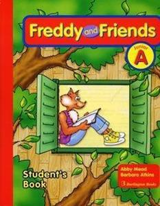 FREDDY AND FRIENDS JUNIOR A ST/BK