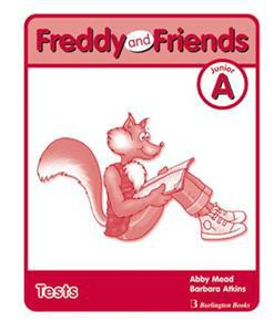 FREDDY AND FRIENDS JUNIOR A TEST