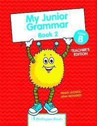 MY JUNIOR GRAMMAR BOOK 2 TCHR'S