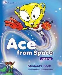 ACE FROM SPACE JUNIOR A ST/BK