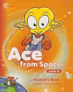 ACE FROM SPACE JUNIOR B ST/BK