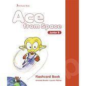 ACE FROM SPACE JUNIOR B FLASHCARDS