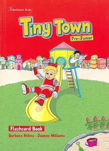 TINY TOWN PRE-JUNIOR FLASHCARD BOOK