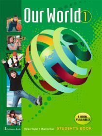 OUR WORLD 1 ST/BK