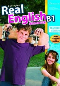 REAL ENGLISH B1 TCHR'S