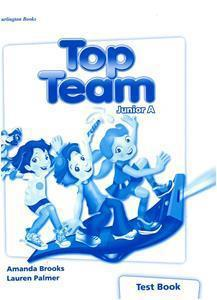 TOP TEAM JUNIOR A TEST
