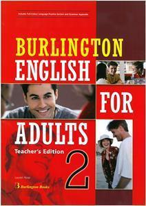 BURLINGTON ENGLISH FOR ADULTS 2 TCHR'S