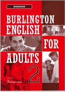 BURLINGTON ENGLISH FOR ADULTS 2 WKBK