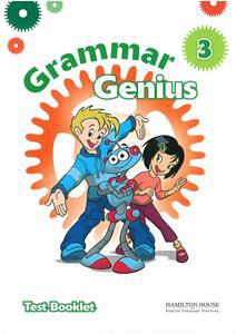 GRAMMAR GENIUS 3 TEST