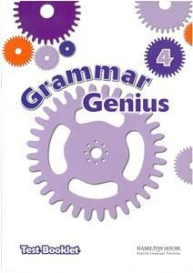 GRAMMAR GENIUS 4 TEST