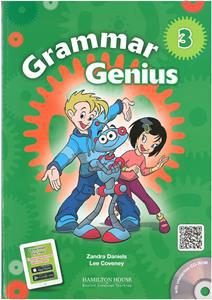GRAMMAR GENIUS 3 (+CD) ENGLISH