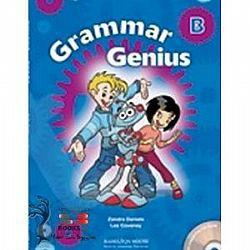 GRAMMAR GENIUS 2 (+CD) ENGLISH TCHR'S
