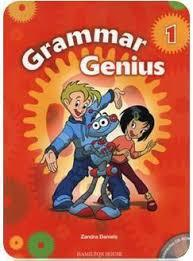 GRAMMAR GENIUS 1 (+CD) ENGLISH