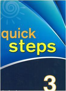 QUICK STEPS 3 ST/BK (+MP3)