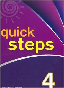 QUICK STEPS 4 ST/BK (+MP3)
