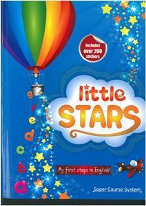 LITTLE STARS ST/BK (+CD+STICKERS)