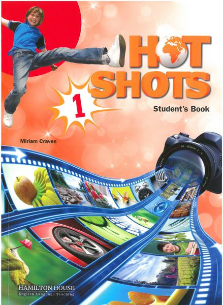 HOT SHOTS 1 ST/BK (+WRITING BOOKLET, READER, E-BOOK)