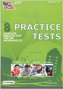 * HIGHWAY PRE-ECCE (8 TESTS) PRACTICE TESTS 2015