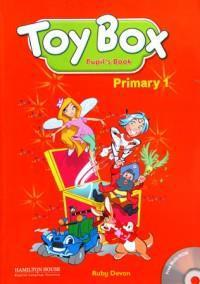 ##TOY BOX JUNIOR A STUDENT'S BOOK (+MULTI-ROM)