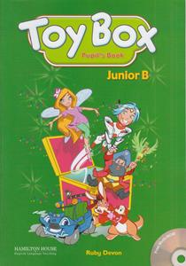 TOY BOX JUNIOR B ST/BK (+MULTI-ROM)