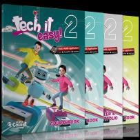 TECH IT EASY 2 PACK (+CD+REVISION BOOK)