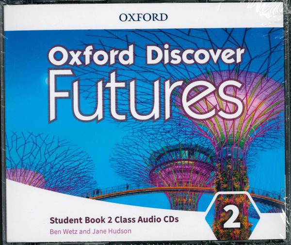DISCOVER FUTURES 2 CDs