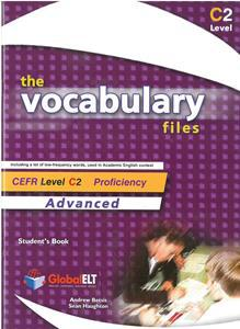 VOCABULARY FILES C2 ST/BK