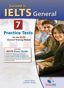SUCCEED IN IELTS GENERAL ST/BK