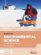 ENGLISH FOR ENVIRONMENTAL SCIENCE IN HIGHER EDUCATION STUDIES ST/BK (+CDs)